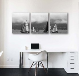 Sailing Yacht Canvas
