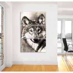 The Wolf Canvas​