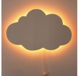Creative Clouds LED Night Light