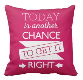 Stay Humble Quotes Cushion Cover