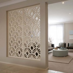 BEAUTIFUL Laser cut privacy screens