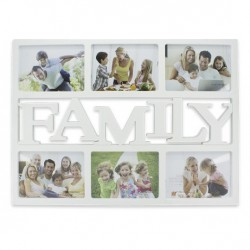 FAMILY Multi Picture Frame
