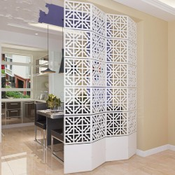 Hanging Room Divider Screen