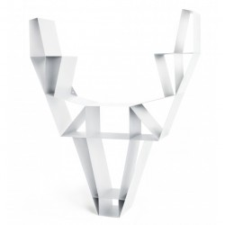 Deer Shelf - Large White