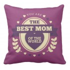 The Best Mom Cushion Cover