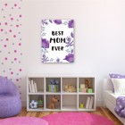 Best Mom Ever DIY Canvas