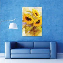 Sunflower DIY Canvas