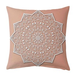 Mandala Throw Cushion Cover