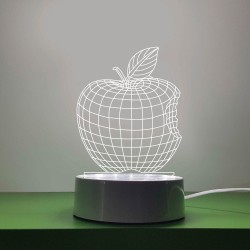 Apple LED Decor Light