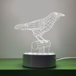 Bird LED Decor Light Design ii