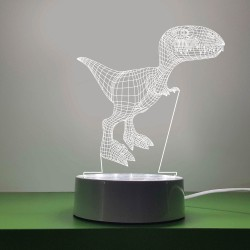 Dinosaur LED Decor Light