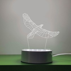 Eagle LED Decor Light