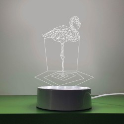 Flamingo LED Decor Light