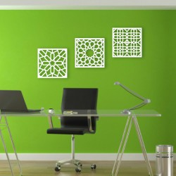 Geometry Pattern Wall Frame Decor
