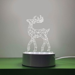 Deer LED Decor Light Design ii