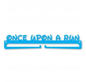 """Once Apon A Run"" Medal Display Hanger Holder"