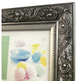 Classic Silver Photo Frame 20cmx30cm (Set of 3)