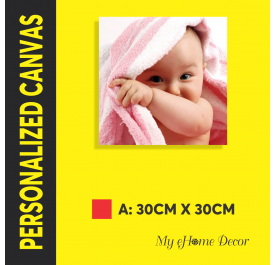 MOST POPULAR Personalized Canvas Frame